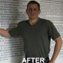 I transformed into this after I learned effective ways to lose weight!