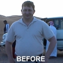 Yep, this was me at 240, trying all sorts of ineffective weight loss plans and other ways to lose weight!